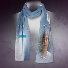 Scarf - In Loving Memory