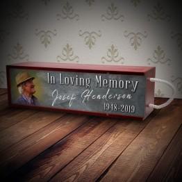 Wine Box - In Loving Memory